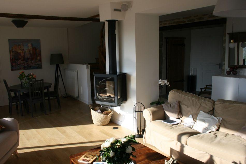 Rénovation intérieure d\'une Maison ancienne à Saint Cyr au Mont d ...